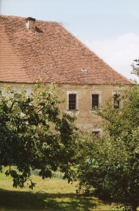 Amtsschloss in Parkstein