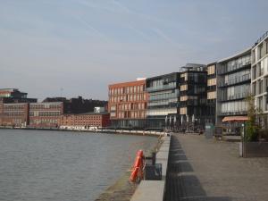 Hafen in Münster