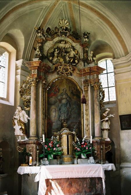 Doser-Altar