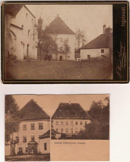Hammerschloss Röthenbach
