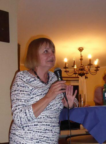 Vera Lengsfeld, eine immer noch engagierte Publizistin.